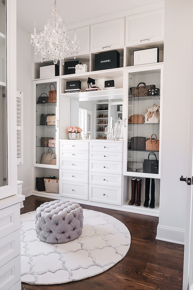 Walk in Closet, Ankleidezimmer Southern Curls and pearls Caitlin cmcoving