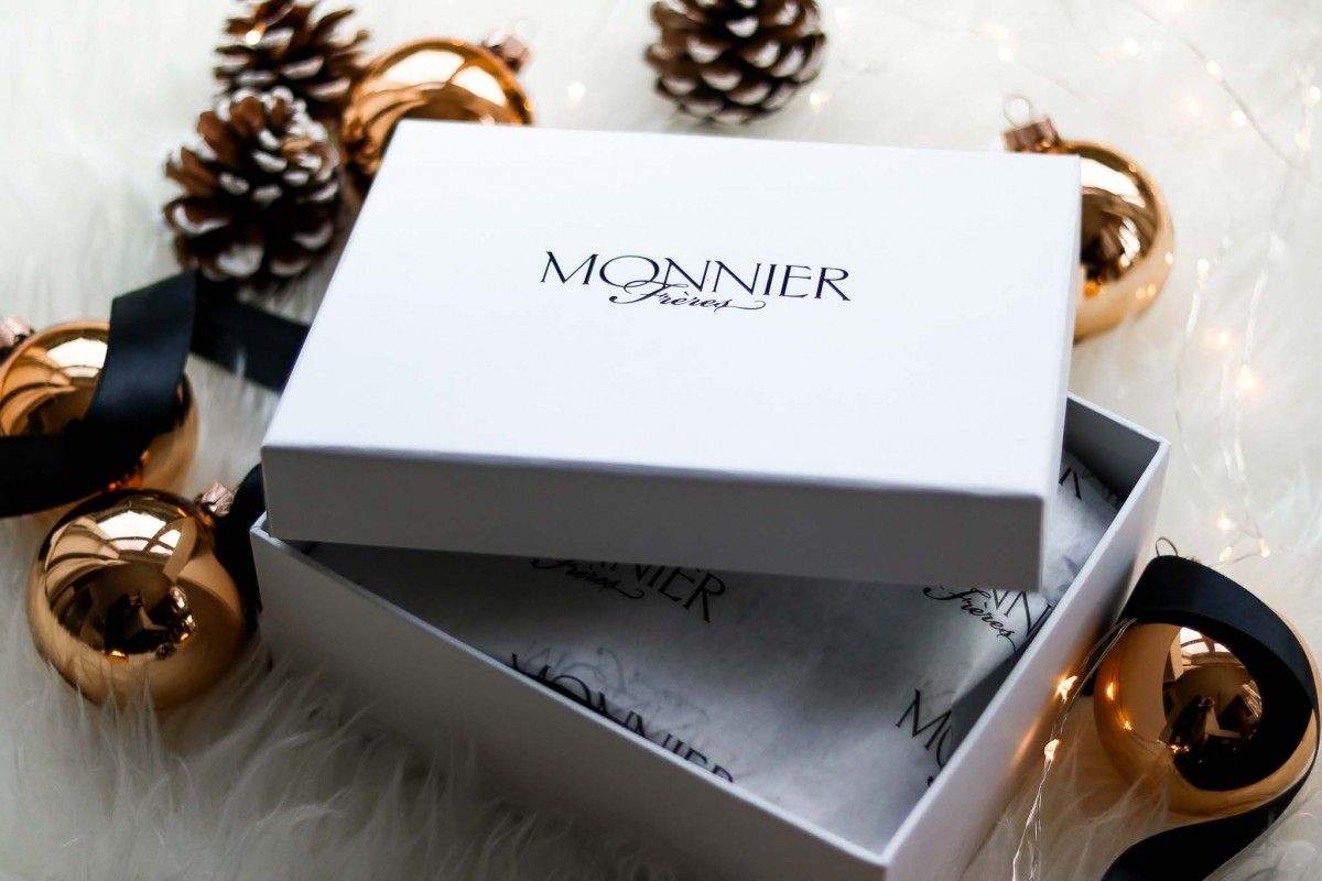 Monnier Frères Packaging Box Unboxing