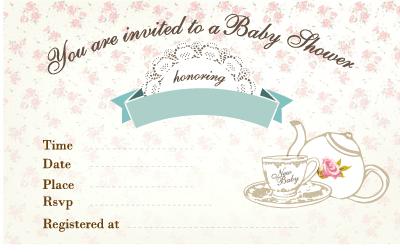 Tea Garden Party Baby Shower My Practical Guide