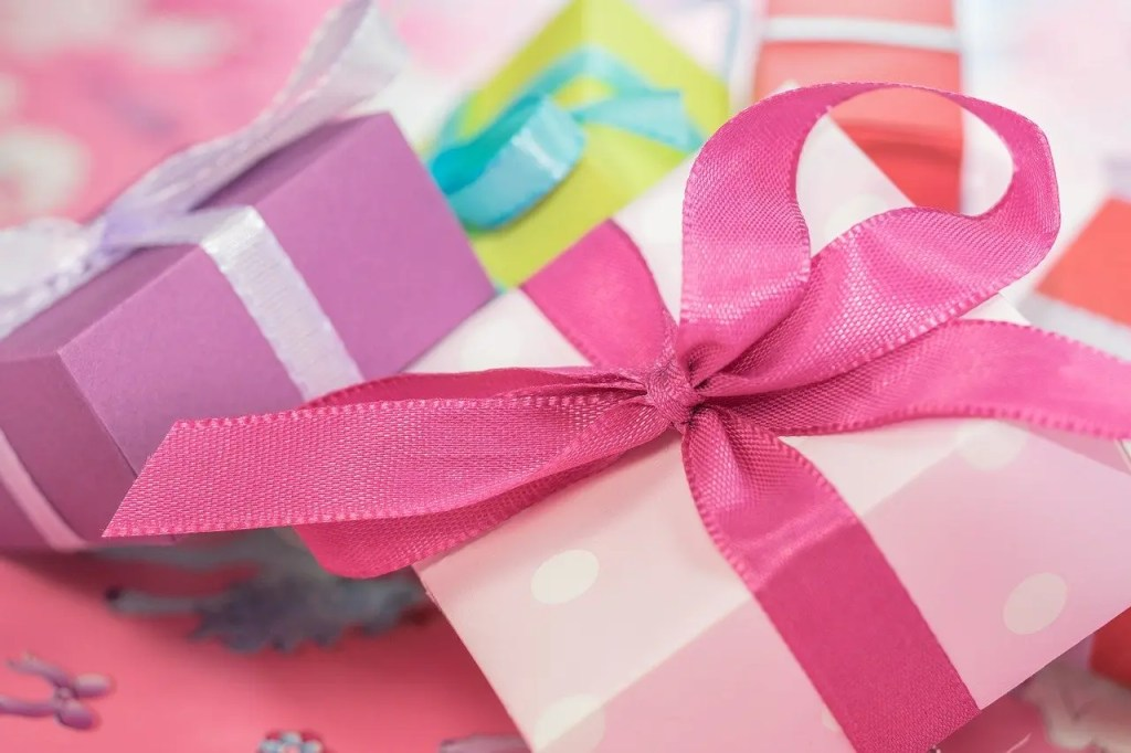 gift, made, package