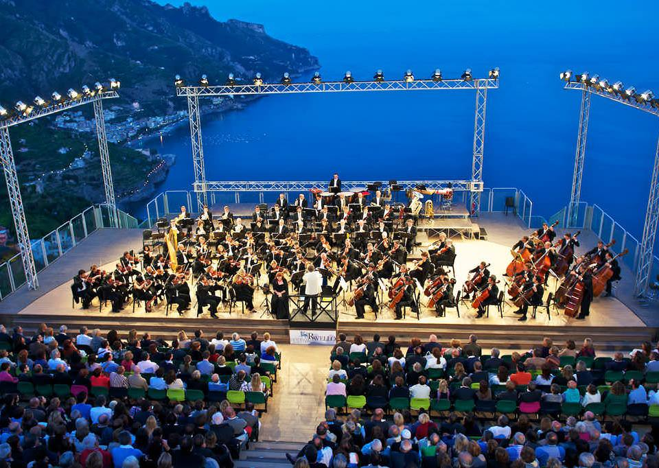 RAVELLO CITY OF MUSIC