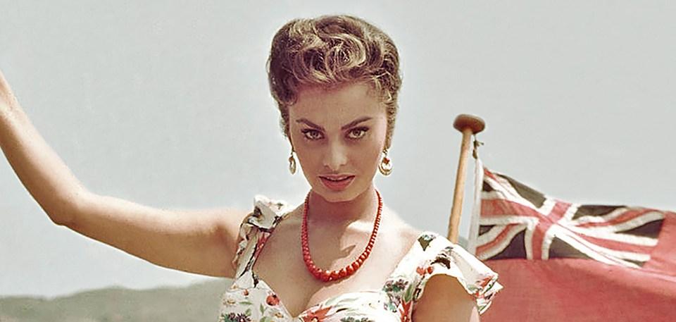 Photo Exhibition on Sophia Loren by Raffaele Celentano