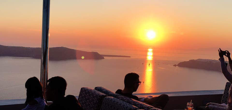 Buddha bar - Santorini