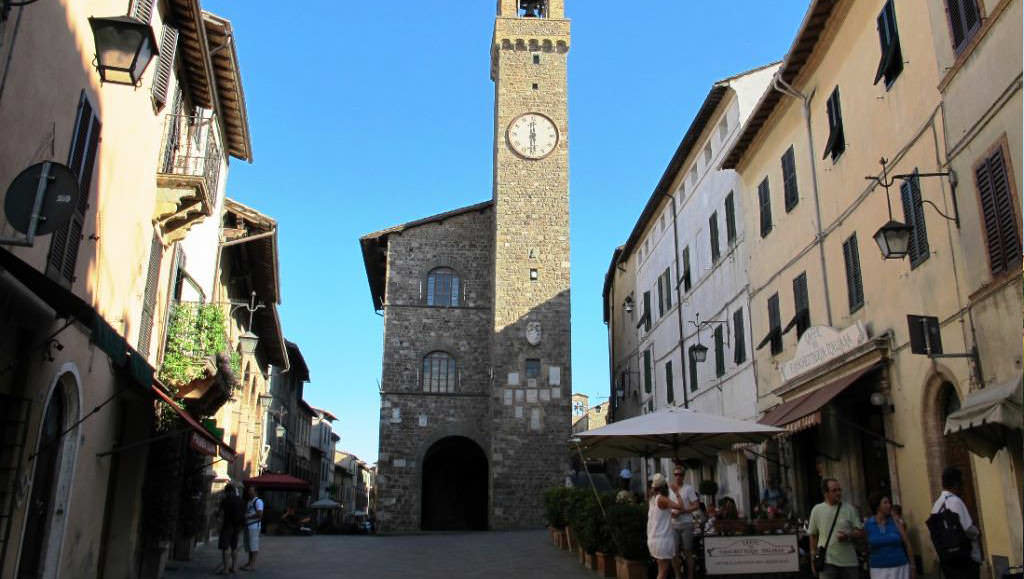 Wine & Food Tour of Val D'Orcia part. 3 Montalcino