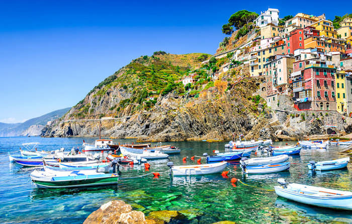 Discovering the Cinque Terre villages