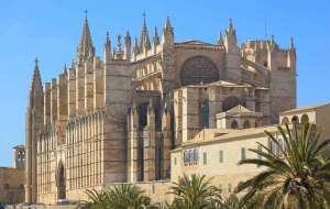 the Cathedral La Seu