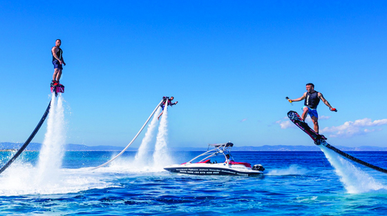 Flyboarding Ibiza
