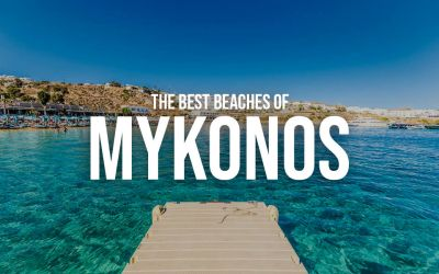 The best beaches of Mykonos