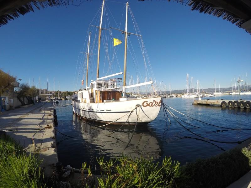 Location Voilier Bateau Var – Promenade Balade En Mer – Croisière à La Carte – My Sail croisière Méditerranée - VOILIER LE GARLABAN