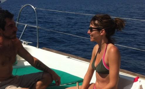 location voilier bateau var promenade balade en mer croisiere a la carte avec skipper provence cote azur bandol cassis marseille my sail croisiere mediterranee picnic en couple sur le pont