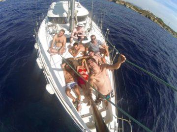 croisiere avec skipper balade en mer dans le var location de voilier