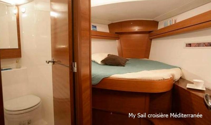 location monocoque voilier dufour 405 grand large a marseille et cote azur 3 cabines