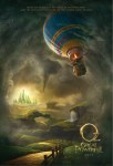 "Theatrical poster for ""Oz the Great and Powerful""."