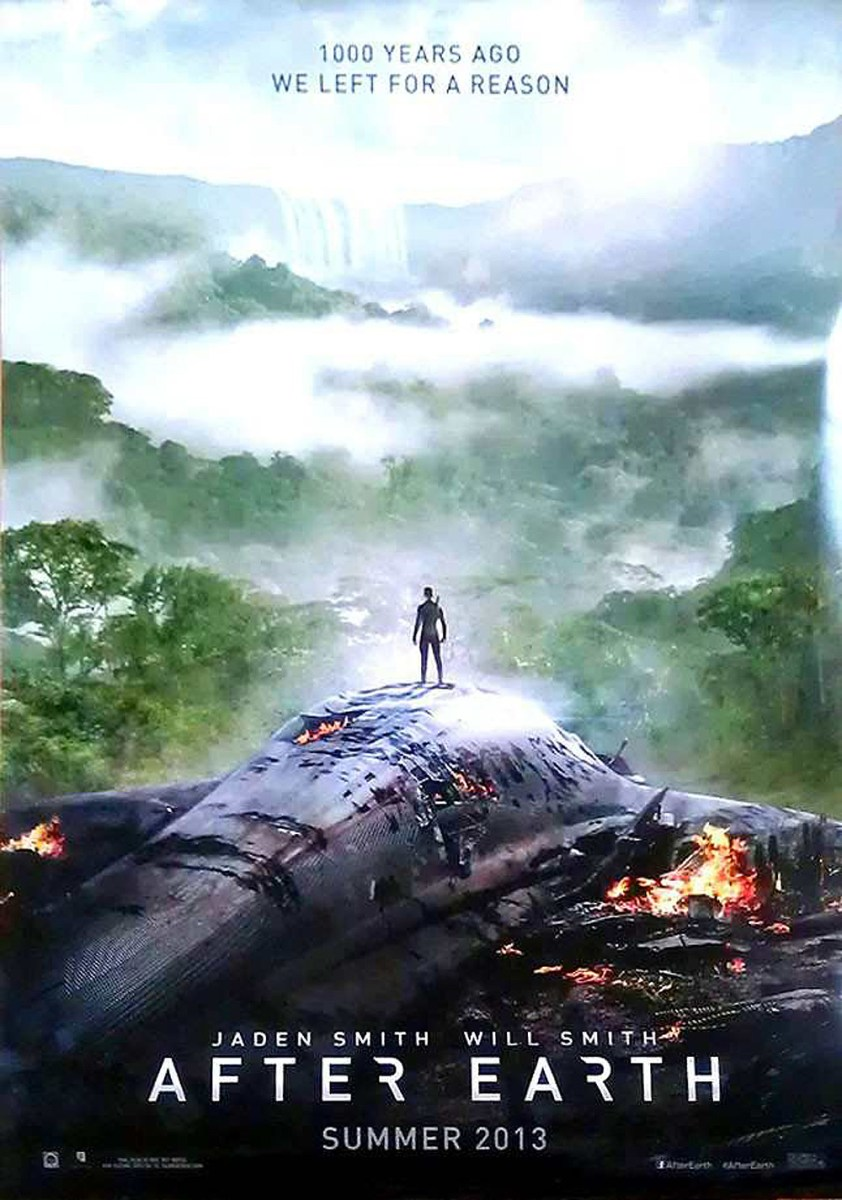 After Earth - film review