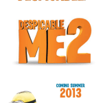 Despicable Me 2 – animated film review