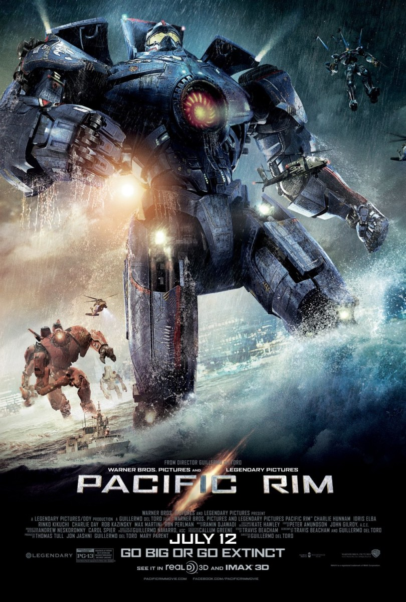Pacific Rim - film review