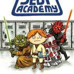 Graphic novel review: Star Wars Jedi Academy by Jeffrey Brown