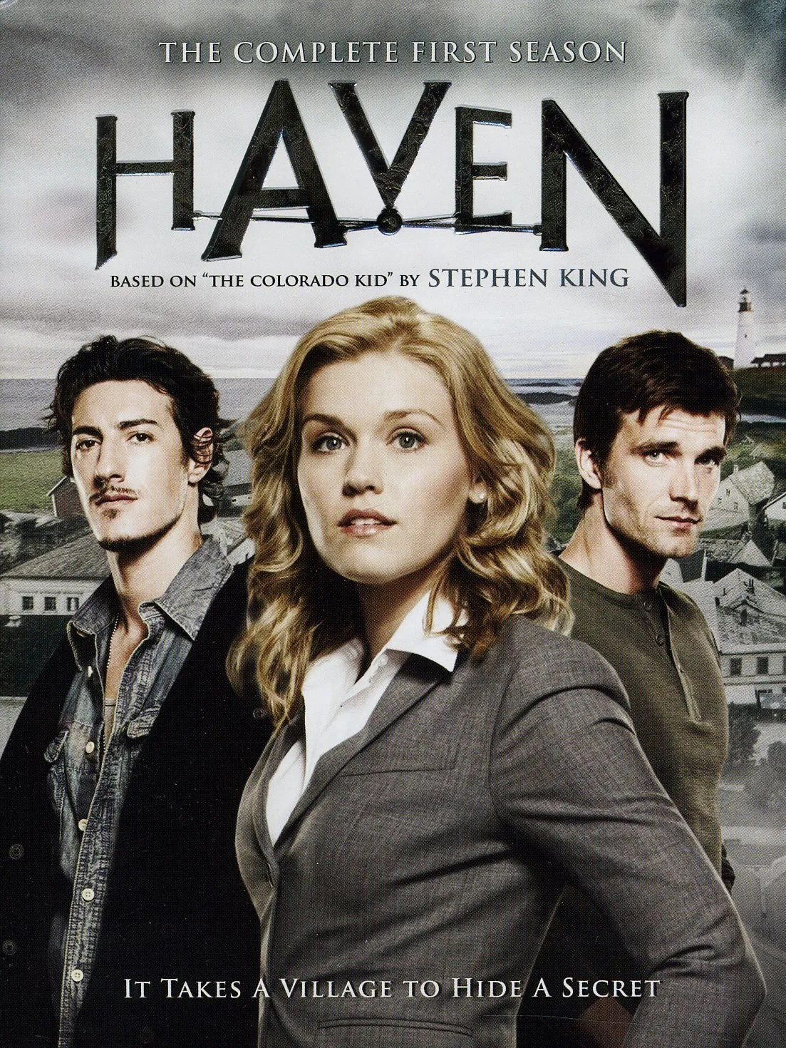 """Cover of """"Haven"""" season one collection."""