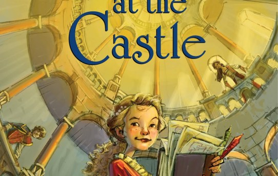 Tuesdays at the Castle by Jessica Day George - book review