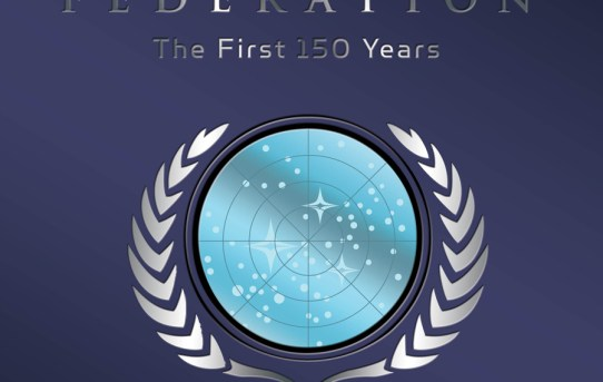 Fictional reference review: Star Trek Federation - The First 150 Years by David A. Goodman