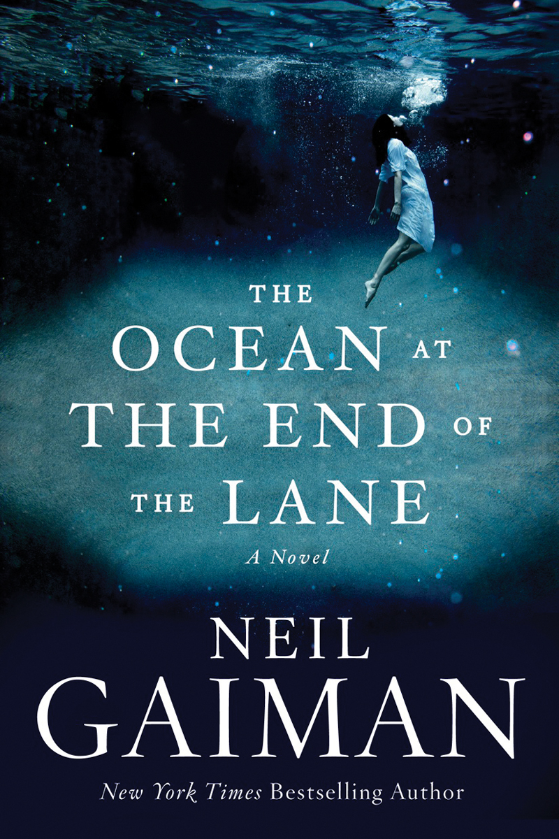 The Ocean at the End of the Lane by Neil Gaiman - book review