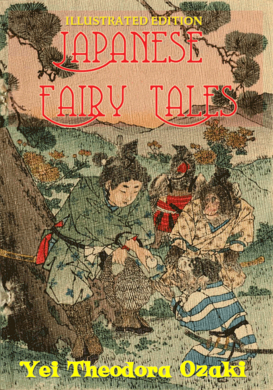 Japanese Fairy Tales – Illustrated Edition by Yei Theodora Ozaki - short fiction review - MySF Reviews