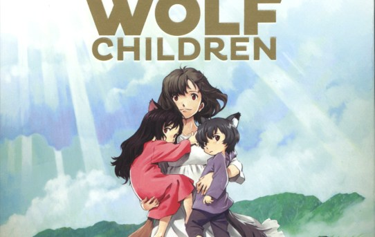 Wolf Children - anime film review