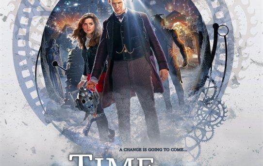 The Time of the Doctor - television special review