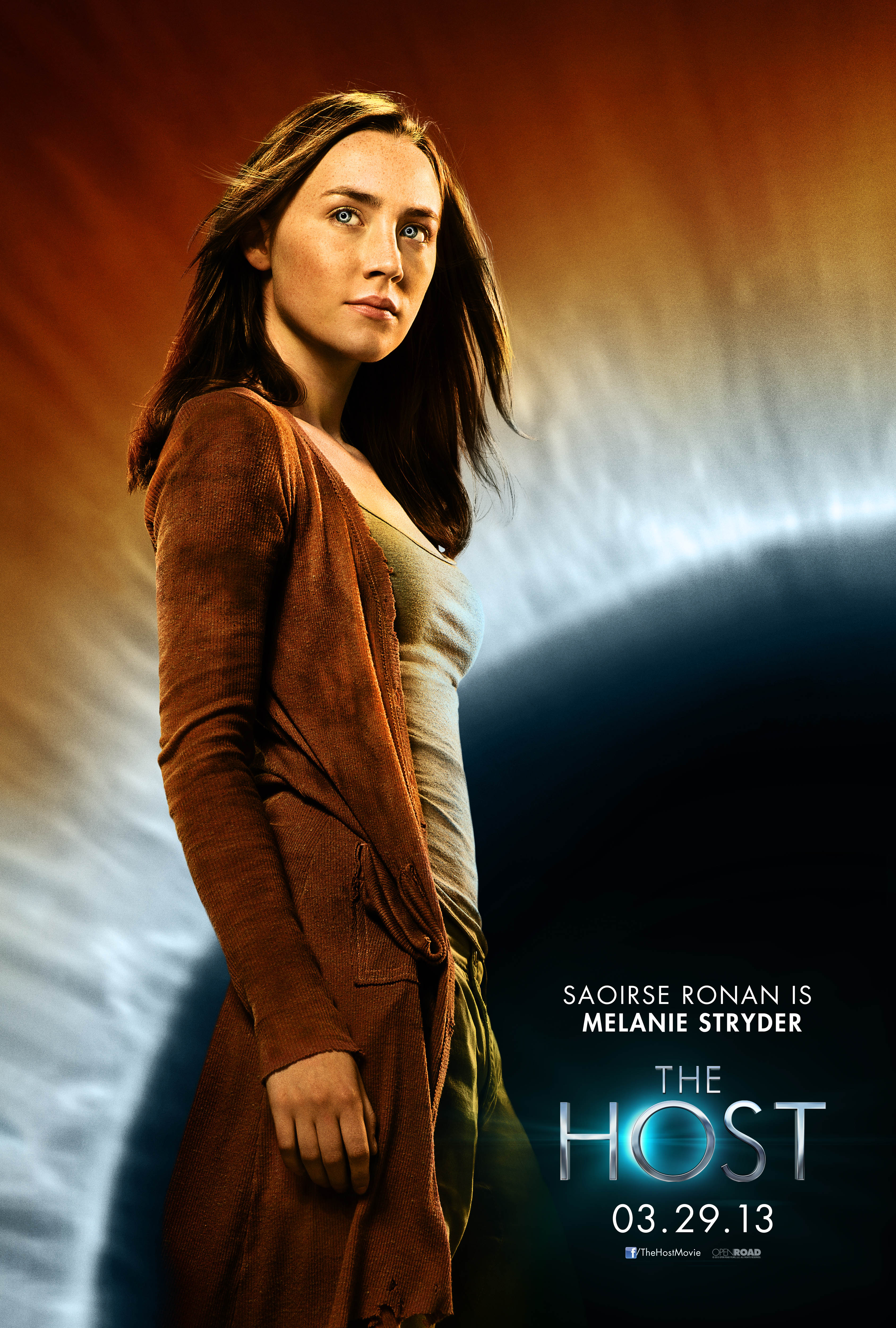 """Theatrical teaser poster for """"The Host""""."""