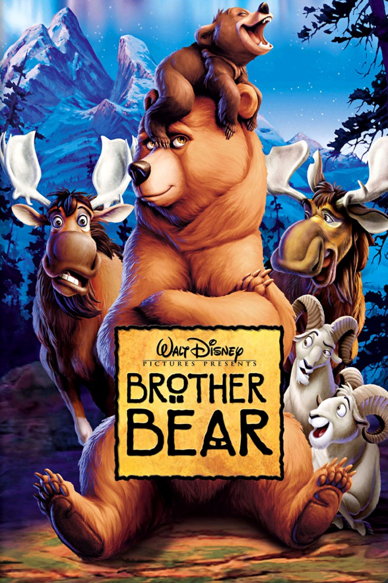 Brother Bear - animated film review