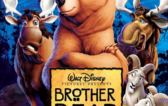 "Poster for ""Brother Bear""."