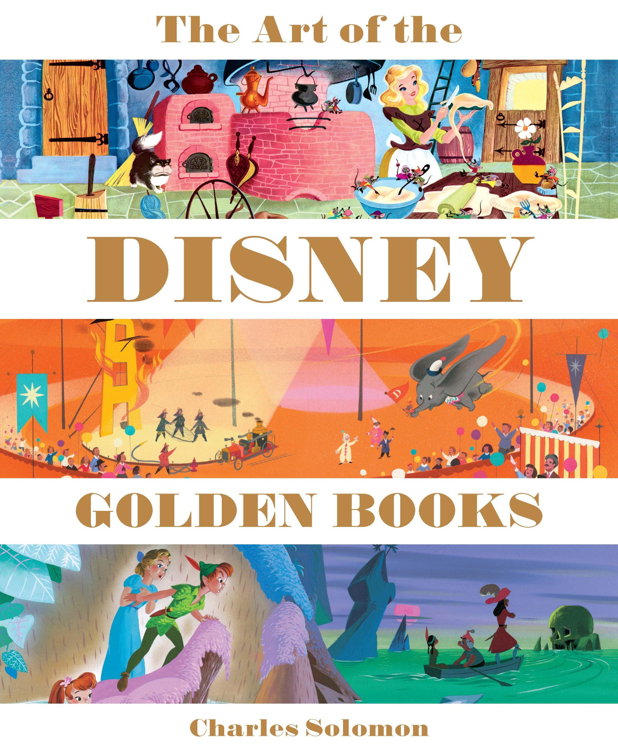 The Art of the Disney Golden Books by Charles Solomon