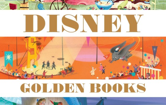 The Art of the Disney Golden Books by Charles Solomon - art book review