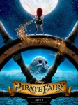 "Teaser poster for ""The Pirate Fairy"" limited theatrical release."