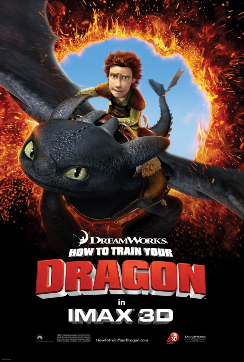 How to Train Your Dragon - film review