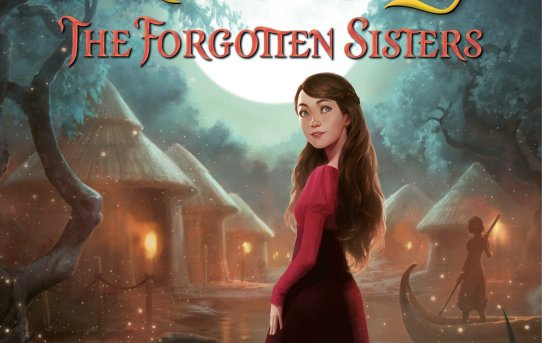 Princess Academy: The Forgotten Sisters by Shannon Hale - book review
