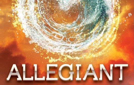 Allegiant by Veronica Roth - book review