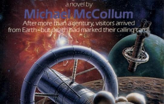 """""""Antares Dawn"""" by Michael McCollum."""