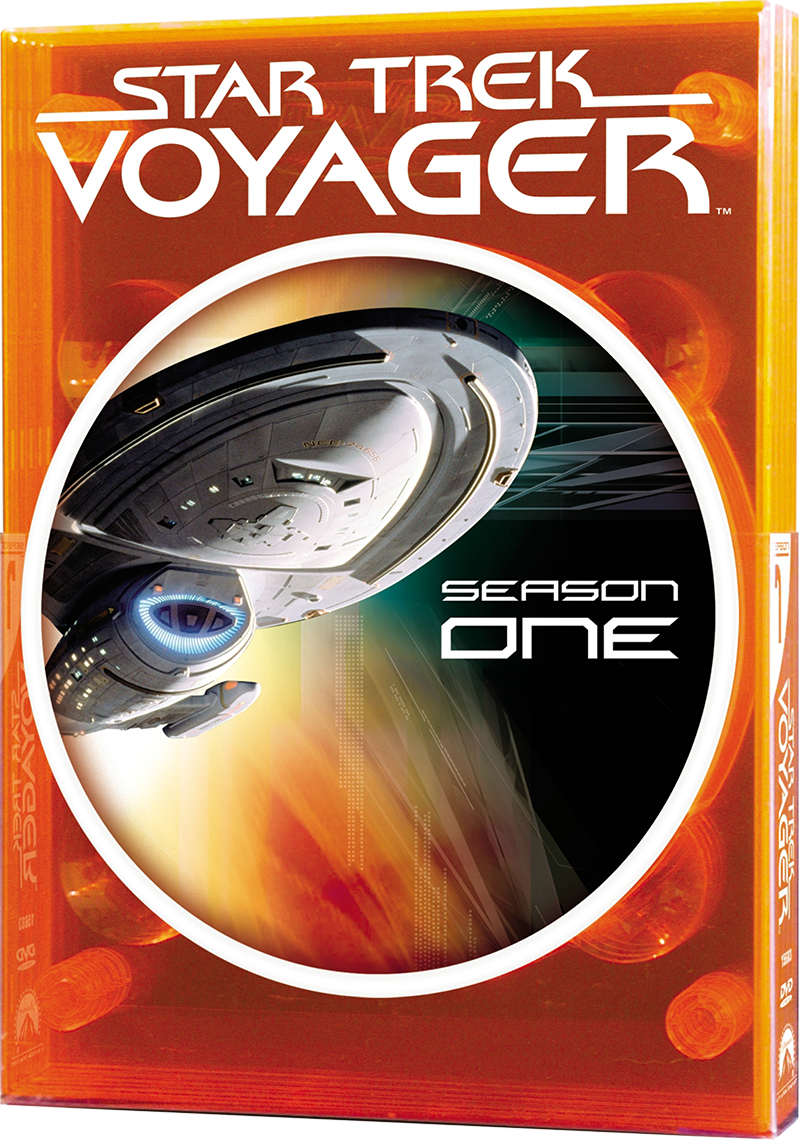 Star Trek Voyager Season 1 - television series review