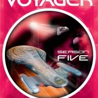 Star Trek Voyager Season 5 - television series review