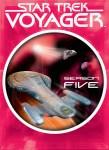 """Star Trek Voyager"" - season 5."