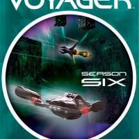 Star Trek Voyager Season 6 - television series review