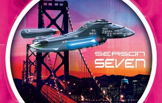 Star Trek Voyager Season 7 - television series review