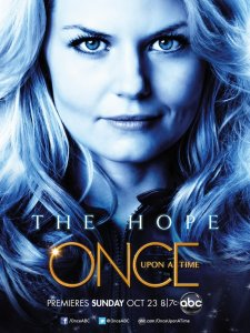 """""""Once Upon a Time"""" Season One promo poster."""