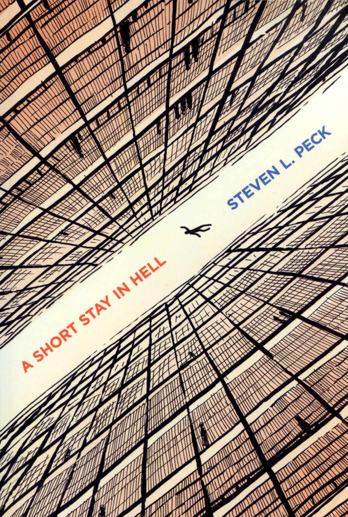 """A Short Stay in Hell"" by Steven L. Peck."