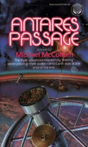 """Antares Passage"" by Michael McCollum."