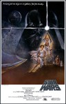 """Star Wars"" 1977 theatrical poster."