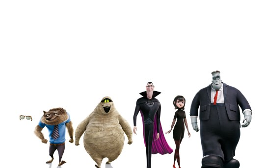 Hotel Transylvania 2 - animated film review