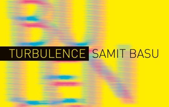 """""""Turbulence"""" by Samit Basu."""