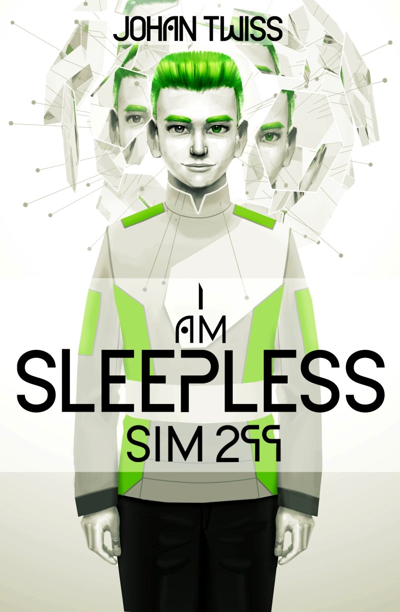 I Am Sleepless - Sim 299 by Johan Twiss